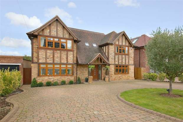 6 Bedrooms Detached House for sale in Goodyers Avenue, RADLETT, Hertfordshire