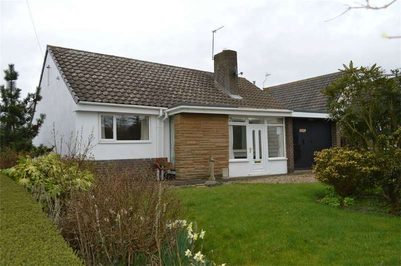 2 Bedrooms Detached Bungalow for sale in Church Lane, Brandesburton, East Riding of Yorkshire