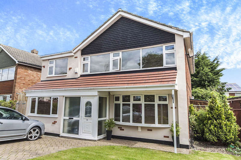 5 Bedrooms Detached House for sale in Urlay Nook Road, Eaglescliffe, Stockton-On-Tees, TS16