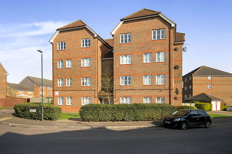 1 Bedroom Flat for sale in Fairway Drive, North Thamesmead , London, SE28