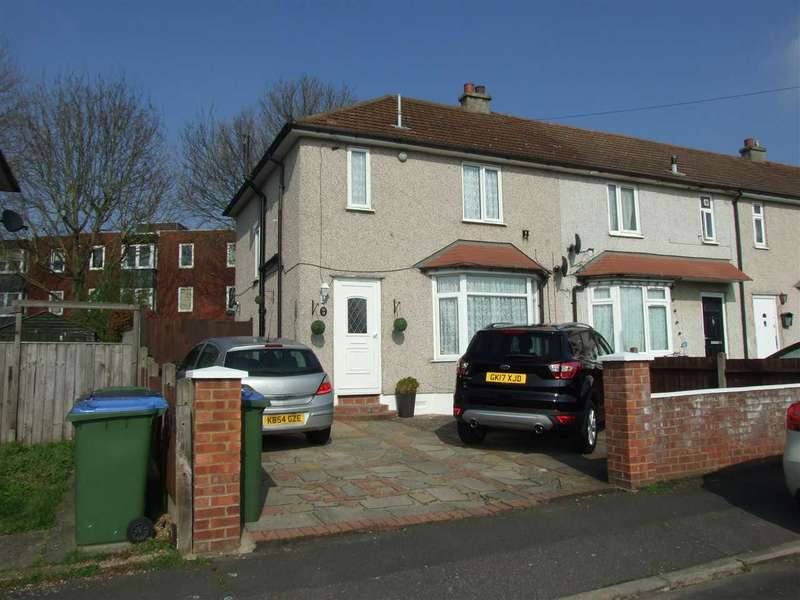 3 Bedrooms End Of Terrace House for sale in Winchcombe Gardens, eltham