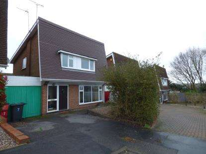 4 Bedrooms Detached House for sale in Dorset Drive, Moira, Swadlincote