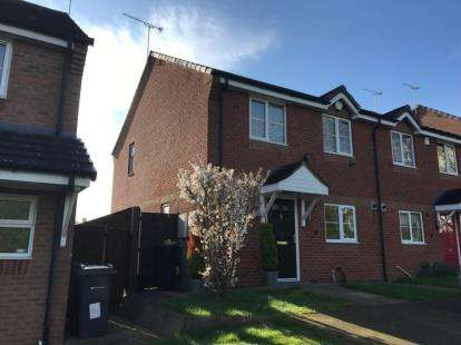 3 Bedrooms Terraced House for sale in Springslade, Birmingham, West Midlands