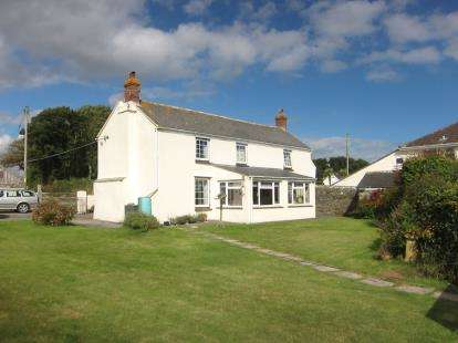 3 Bedrooms Detached House for sale in Portloe, Truro, Cornwall
