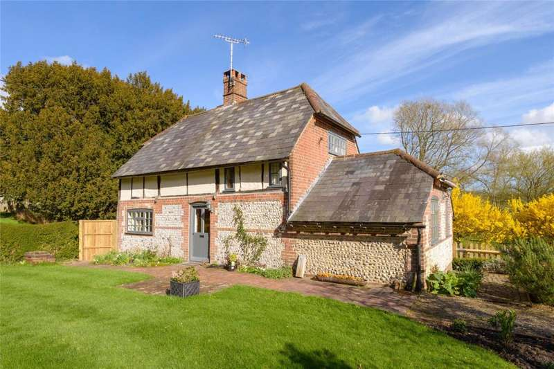 2 Bedrooms Cottage House for sale in Church Lane, Bury, Pulborough, West Sussex, RH20