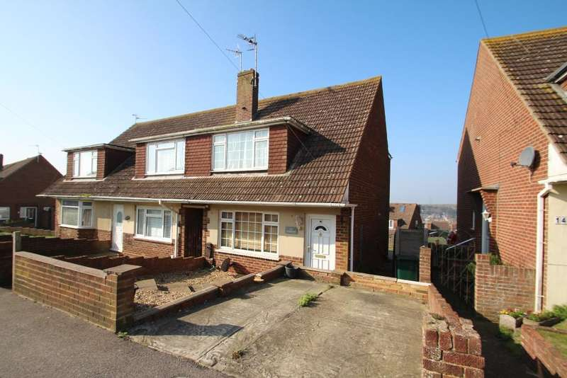 3 Bedrooms Chalet House for sale in Thornhill Rise, Portslade, East Sussex, BN41 2YJ