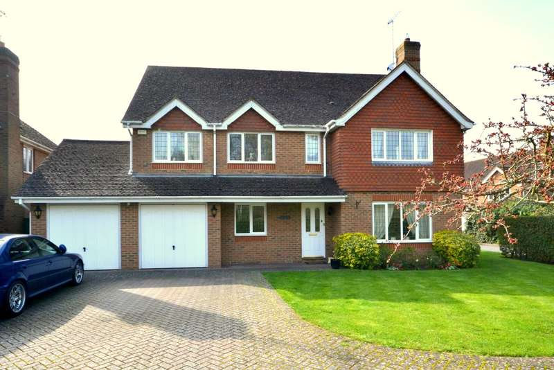 5 Bedrooms Detached House for sale in Ripley