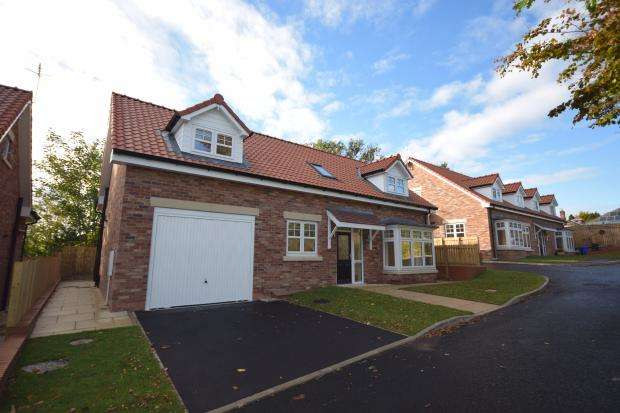 3 Bedrooms Detached Bungalow for sale in (Plot 2) Racecourse Road, East Ayton, North Yorkshire YO13 9HT