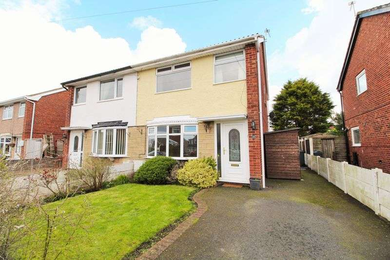3 Bedrooms Semi Detached House for sale in Glen Park Drive, Hesketh Bank, Preston
