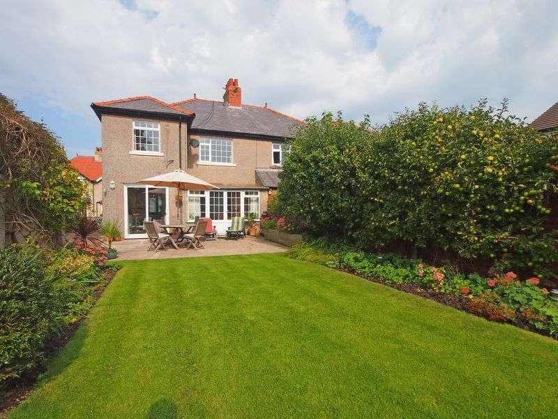 4 Bedrooms Semi Detached House for sale in Penrith Avenue, Heysham
