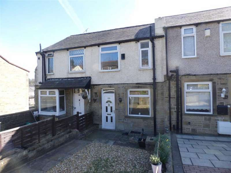 2 Bedrooms Property for sale in Saddleworth Road, Greetland, HALIFAX, West Yorkshire, HX4