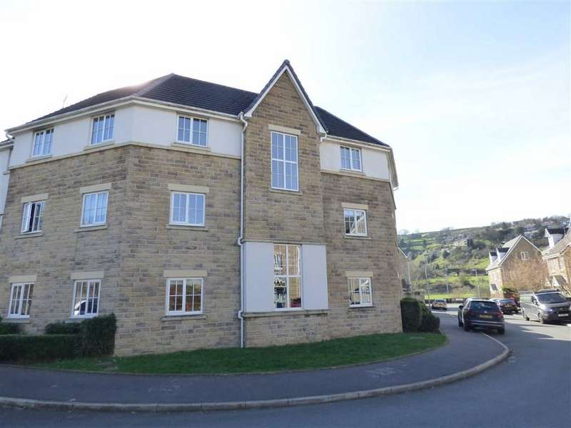 2 Bedrooms Property for sale in Spring Mill Drive, Mossley, Ashton-under-lyne, Lancashire, OL5