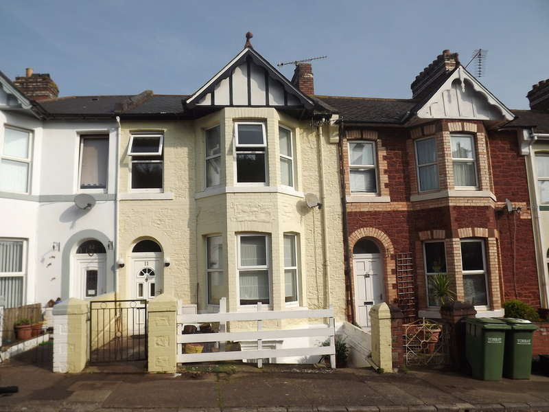 3 Bedrooms Maisonette Flat for sale in Marcombe Road, Chelston, Torquay