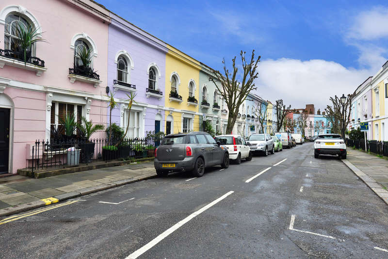 2 Bedrooms End Of Terrace House for sale in Kelly Street, NW1 8PG