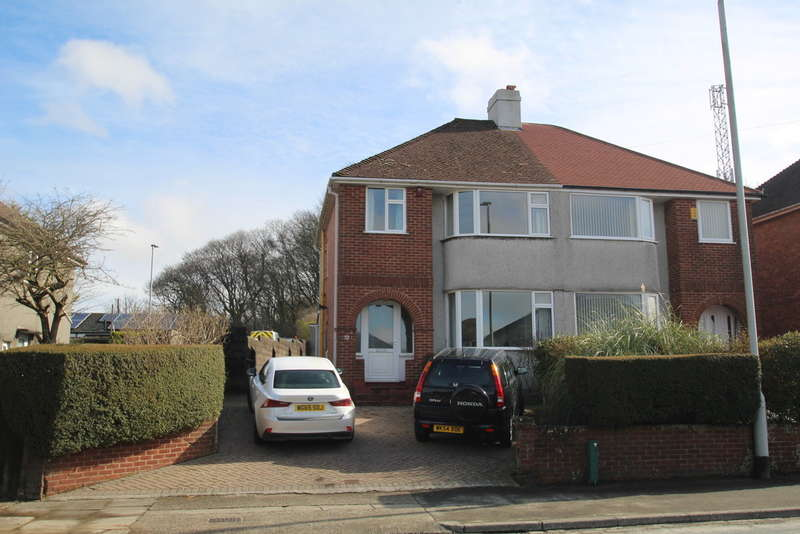 3 Bedrooms Semi Detached House for sale in Pennycross, Plymouth