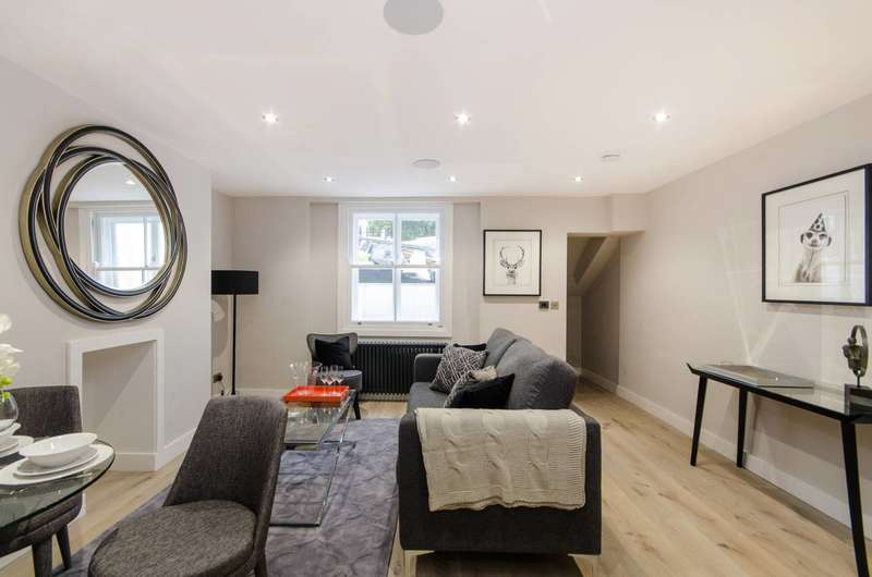 1 Bedroom Maisonette Flat for sale in Gunter Grove, Chelsea, SW10