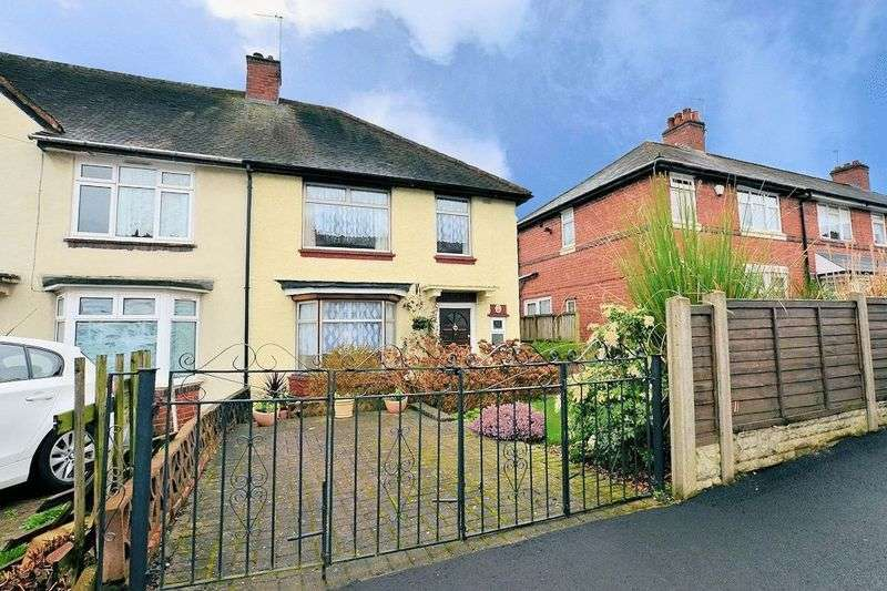 3 Bedrooms Terraced House for sale in Thompson Road, Smethwick