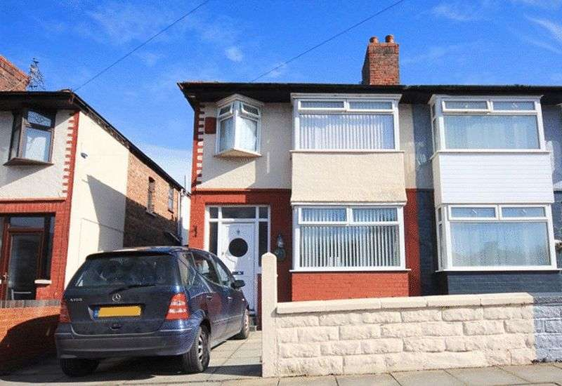 Detached House for sale in Hilary Road, Anfield, Liverpool, L4