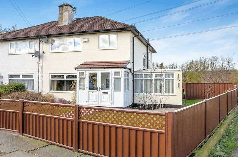 4 Bedrooms Semi Detached House for sale in Parrenthorn Road, Prestwich
