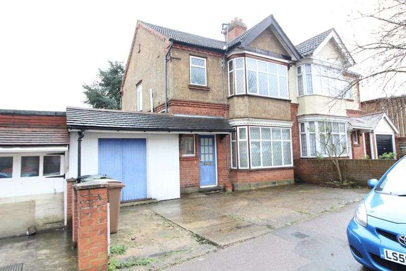 4 Bedrooms Semi Detached House for sale in Four bedroom semi detached in Wardown Park area