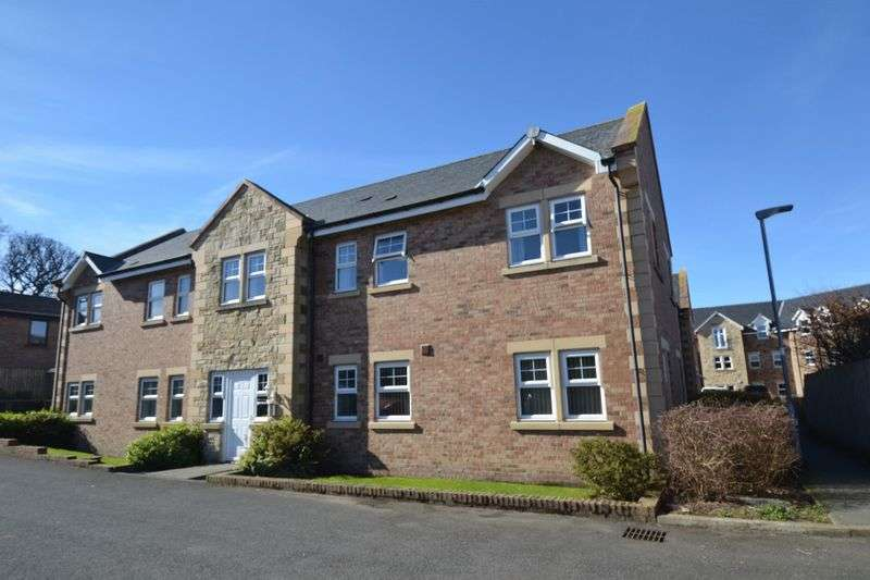 2 Bedrooms Flat for sale in Percy Mews, Alnwick