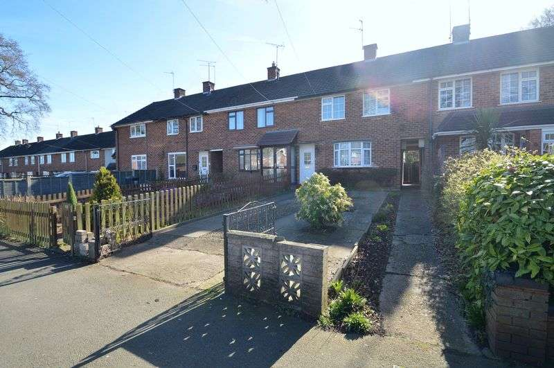 3 Bedrooms Terraced House for sale in Throckmorton Road, Greenlands