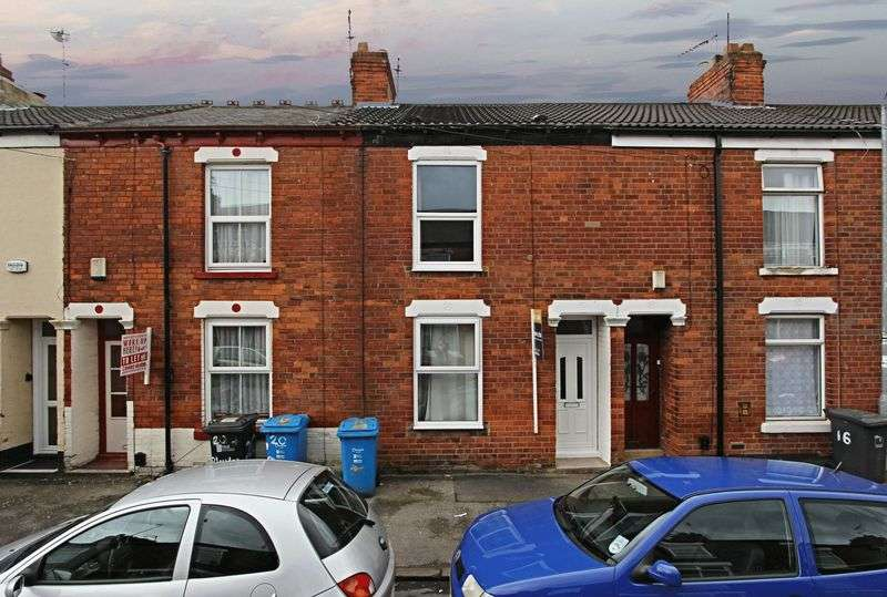 3 Bedrooms Terraced House for sale in Blaydes Street, Hull