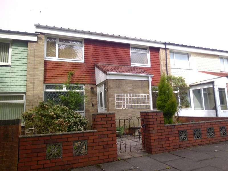 4 Bedrooms Terraced House for rent in Metchley Drive, Birmingham B17