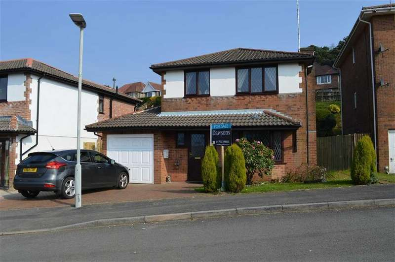 4 Bedrooms Detached House for sale in Newnham Crescent, Swansea, SA2