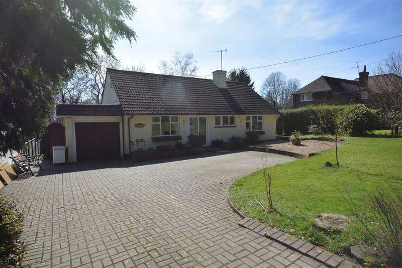 3 Bedrooms Bungalow for sale in Forewood Lane, Crowhurst, Battle