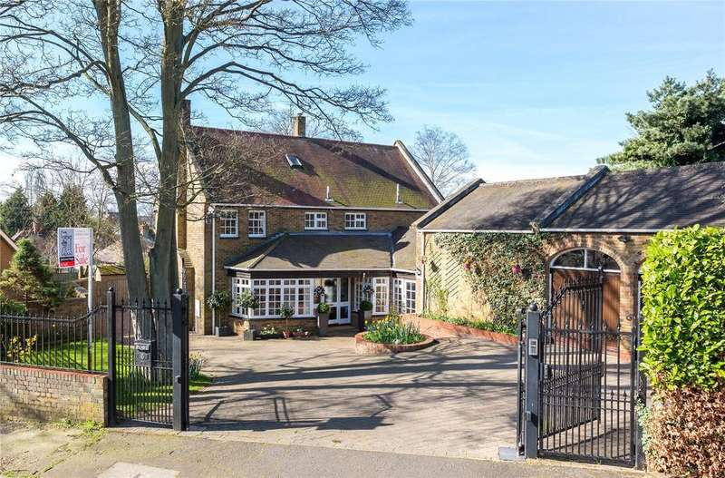 6 Bedrooms Detached House for sale in Mulberry Close, Off The Avenue, Dallington, Northampton, NN5