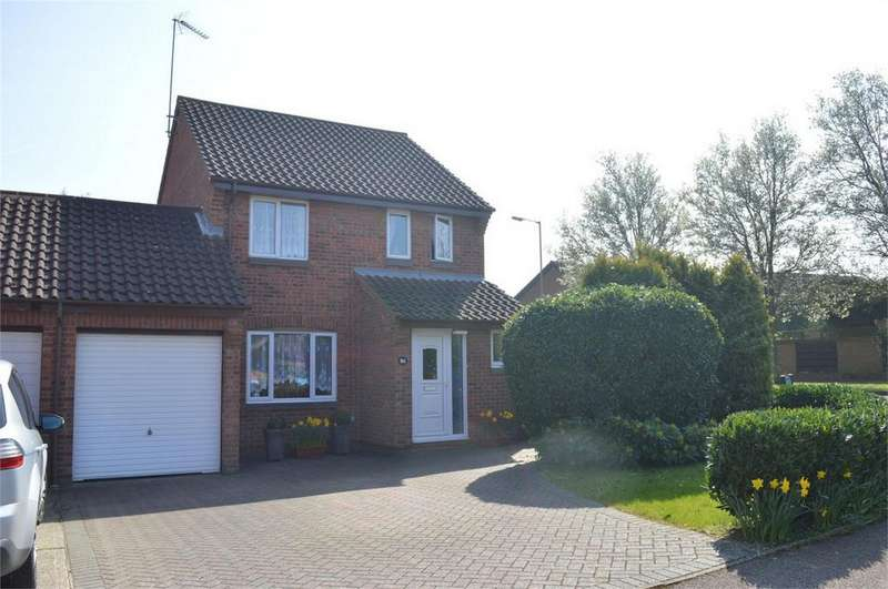 3 Bedrooms Link Detached House for sale in 86 Winchester Close, Thorley Park, Bishop's Stortford