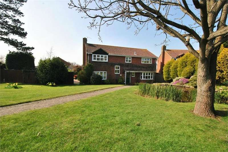 5 Bedrooms Detached House for sale in Coverdale Avenue, BEXHILL-ON-SEA, East Sussex