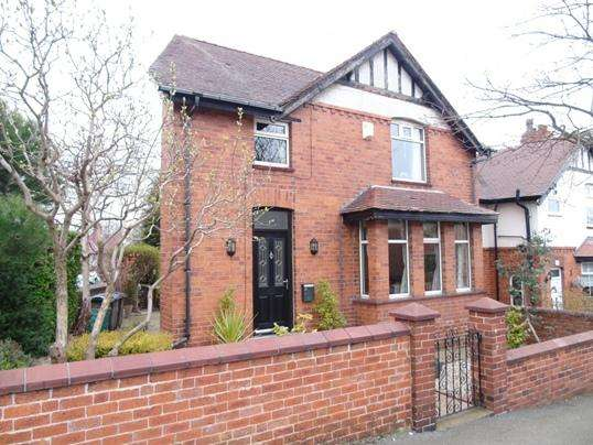 3 Bedrooms Detached House for sale in 47 Kensington Road, Barnsley, S75 2SS