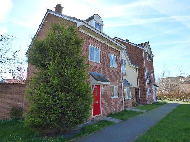 3 Bedrooms House for sale in Bradgate Close, Warrington