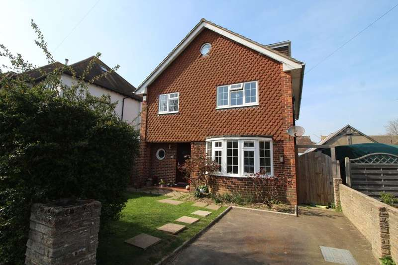 5 Bedrooms Detached House for sale in Annandale Avenue, Bognor Regis, PO21