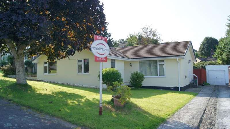 3 Bedrooms Detached Bungalow for sale in Tavistock