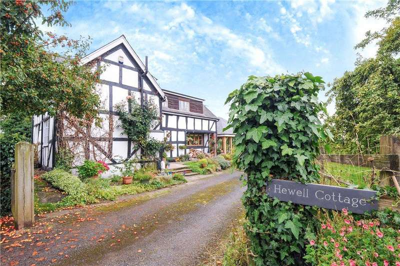 3 Bedrooms Detached House for sale in Orleton, Ludlow, SY8