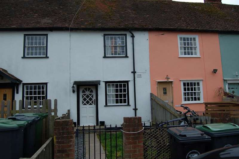 2 Bedrooms Terraced House for sale in Church End, Great Dunmow CM6