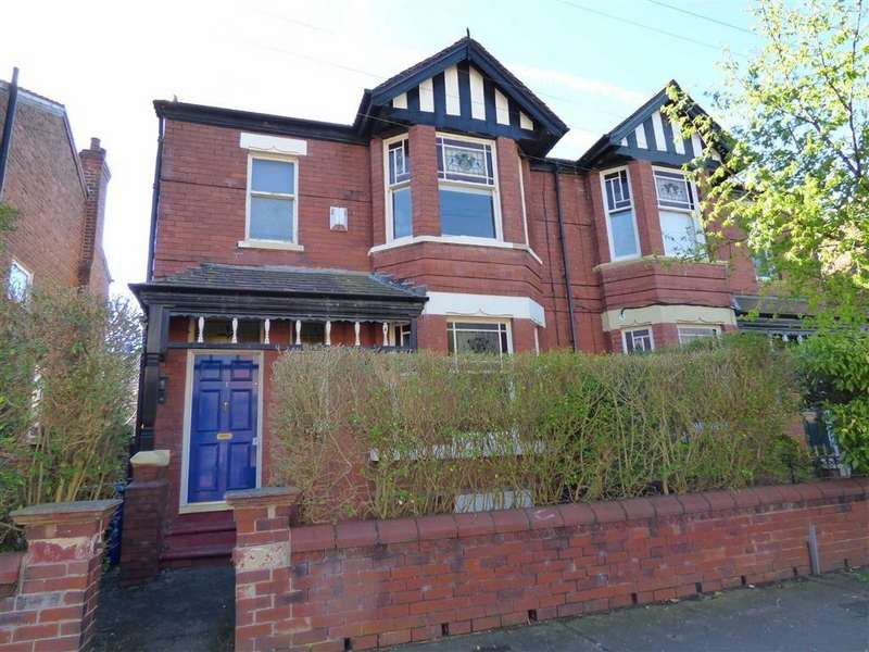 3 Bedrooms Semi Detached House for sale in Linden Park, Burnage, Manchester, M19