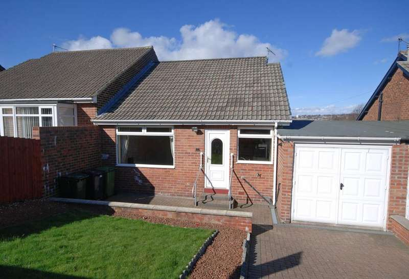 2 Bedrooms Bungalow for sale in Lumley Avenue, Swalwell