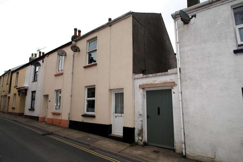 2 Bedrooms Semi Detached House for sale in Honestone Street, Bideford