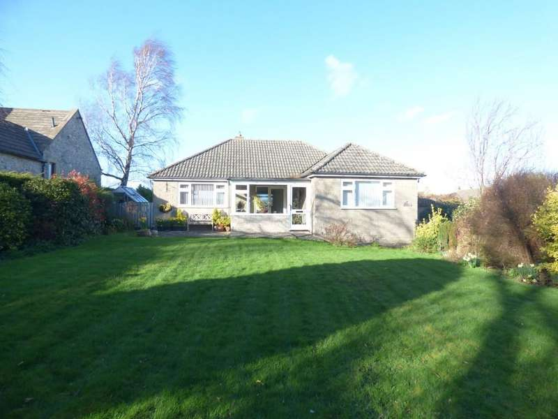 2 Bedrooms Detached Bungalow for sale in Park Lane, Middleham
