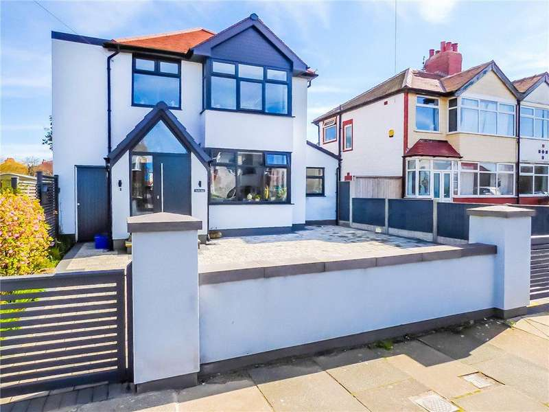 4 Bedrooms Detached House for sale in Blu Haus, North Drive, Anchorsholme, Thornton-Cleveleys