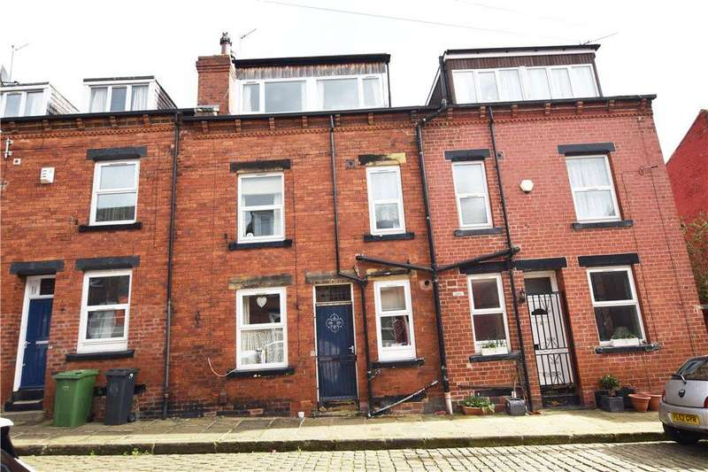 2 Bedrooms Terraced House for sale in Vicarage Place, Leeds, West Yorkshire