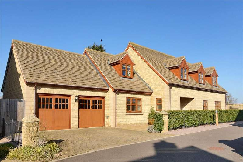 4 Bedrooms Detached House for sale in Stoney Glen, Carlby, Stamford, Lincolnshire