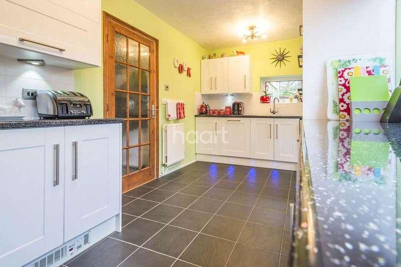 3 Bedrooms Detached House for sale in Heron Way