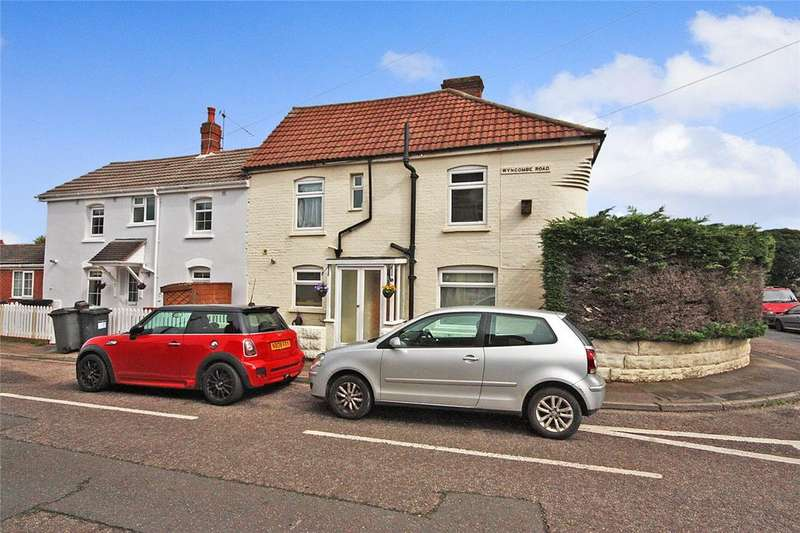 2 Bedrooms Semi Detached House for sale in Cromwell Road, Bournemouth, Dorset, BH5
