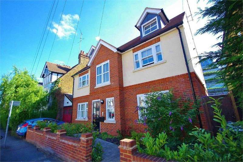2 Bedrooms Apartment Flat for sale in Capel Court, 17a Westland Road, Watford, Hertfordshire, WD17