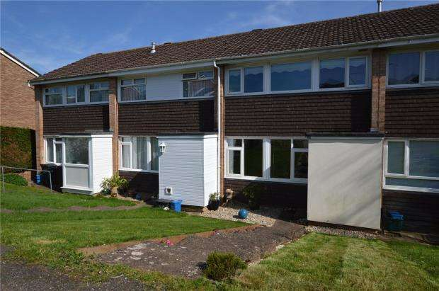 2 Bedrooms Terraced House for sale in Millers Way, Honiton, Devon